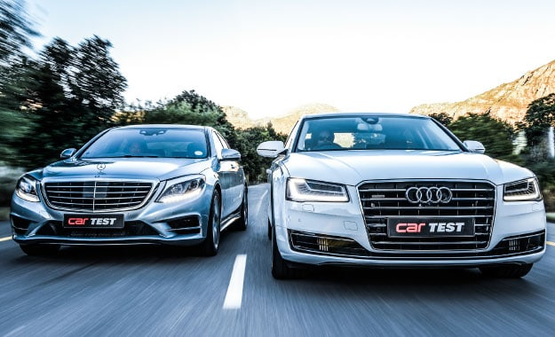 Audi Vs Mercedes >> Audi A8 Vs Mercedes Benz S Class Interior And Exterior Comparison