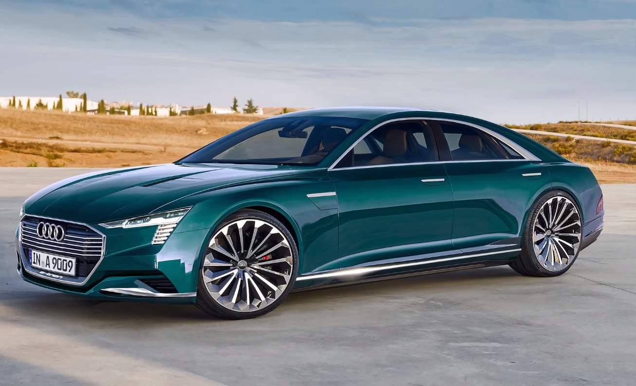 2020 Audi A9 Exterior and Interior