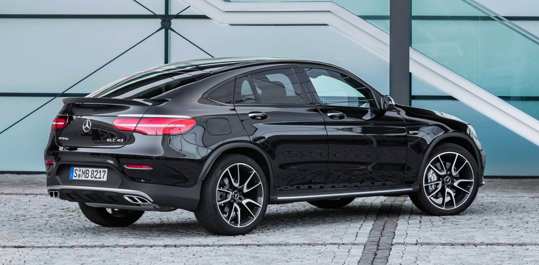 New Mercedes Glc 43 Amg 4 Matic Coup 233