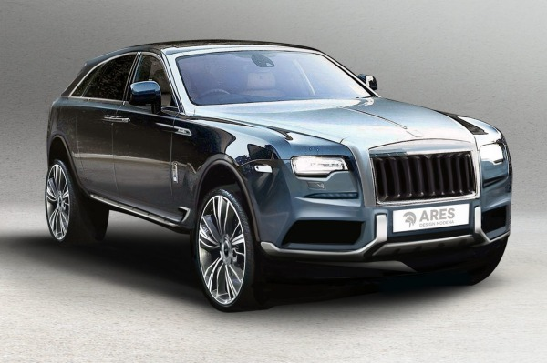 Rolls Royce Reveals New Details About Upcoming Suv