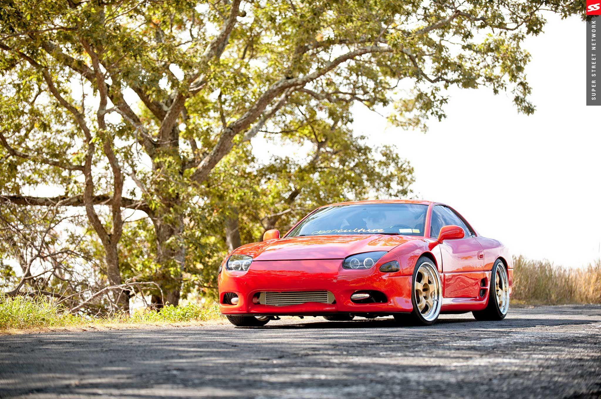 1997 Mitsubishi 3000gt Vr 4 With Work Meister Sp1s