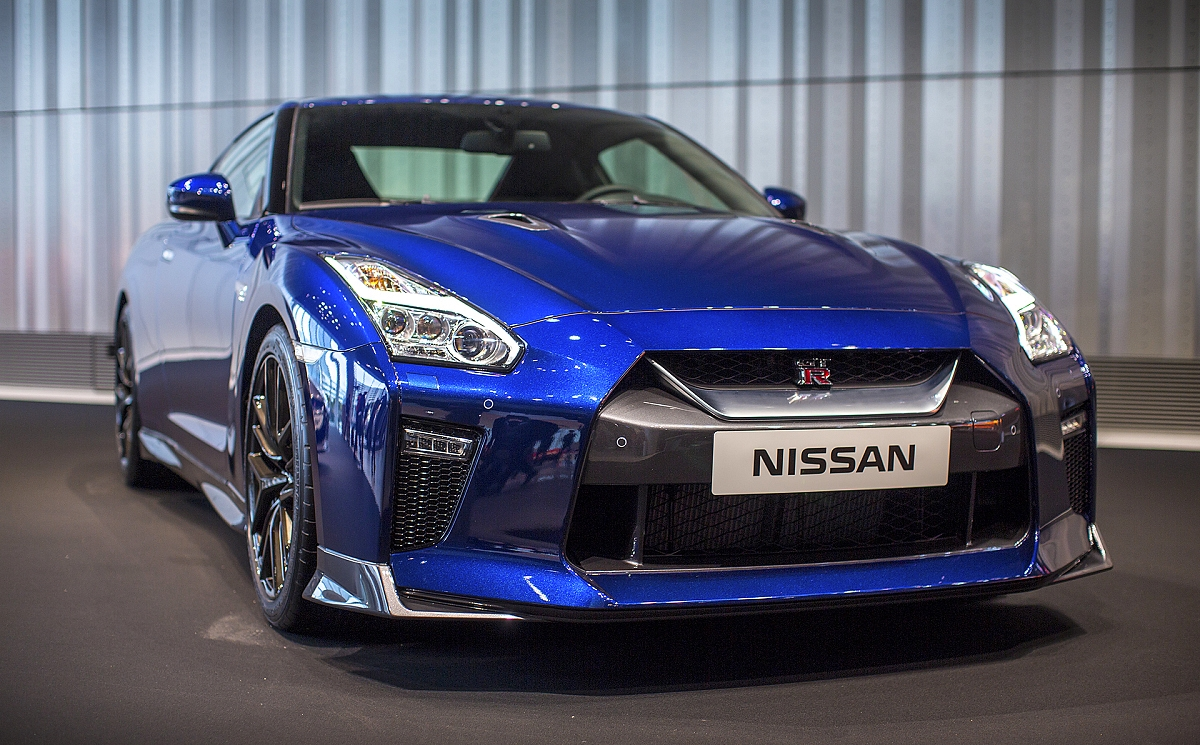 2017 nissan gtr exclusive first look. Black Bedroom Furniture Sets. Home Design Ideas