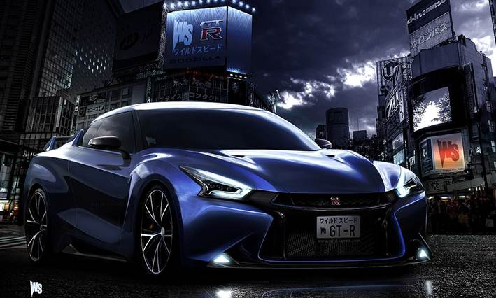 Could This be The New Nissan GT-R Nismo