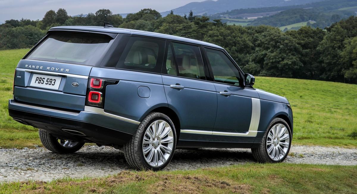 2018 Range Rover Svautobiography Revealed