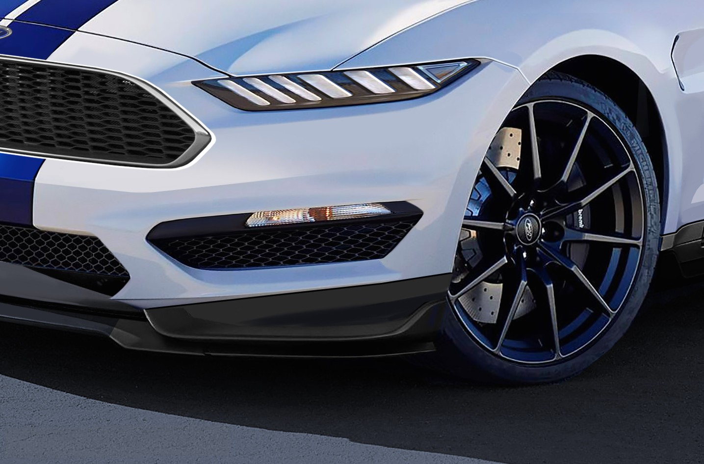 2020 Ford Mustang Shelby GT350 Concept!