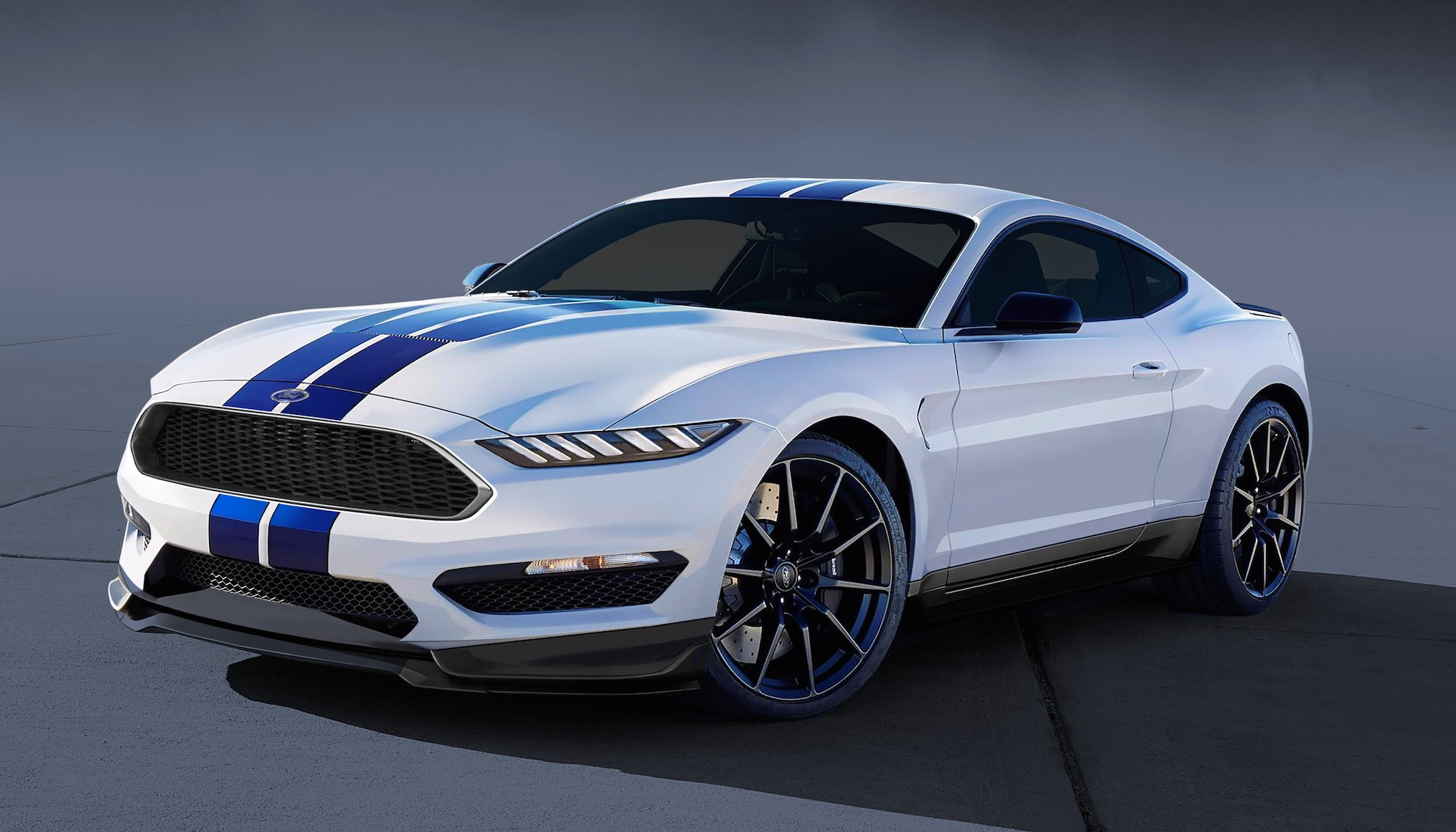 ford mustang shelby gt concept