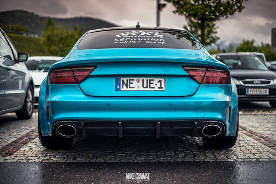 The Best Looking Audi RS7 Ever