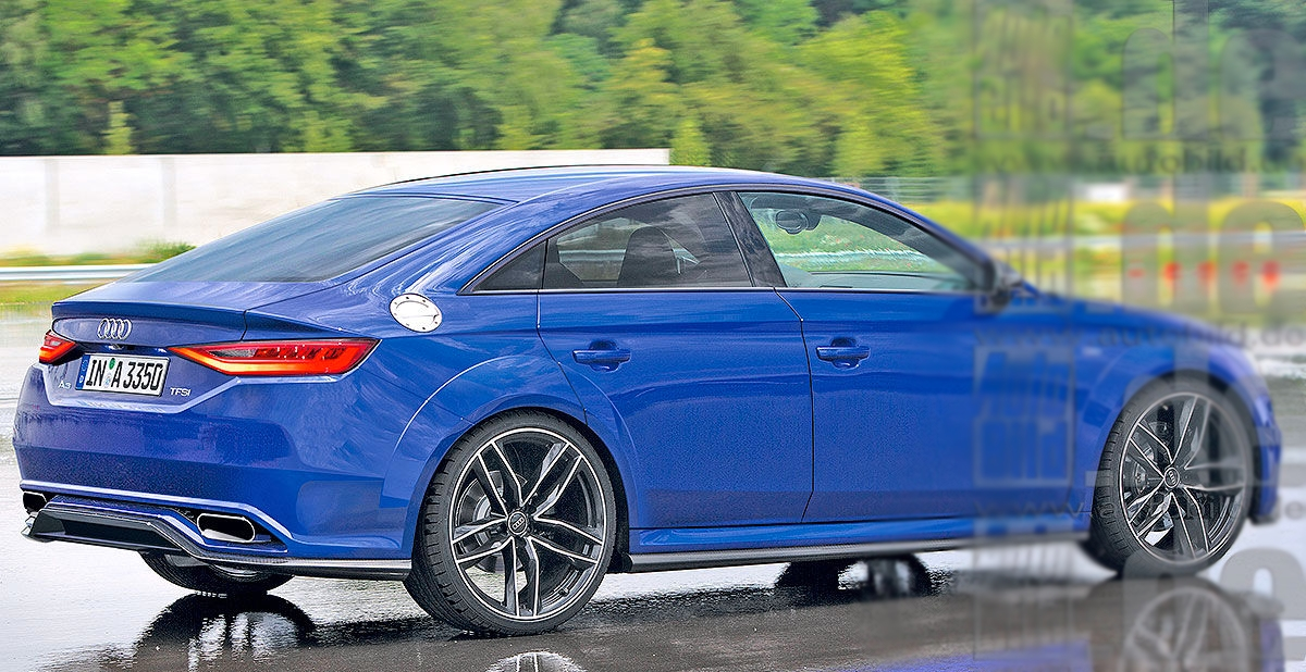 New audi rs3 sportback review