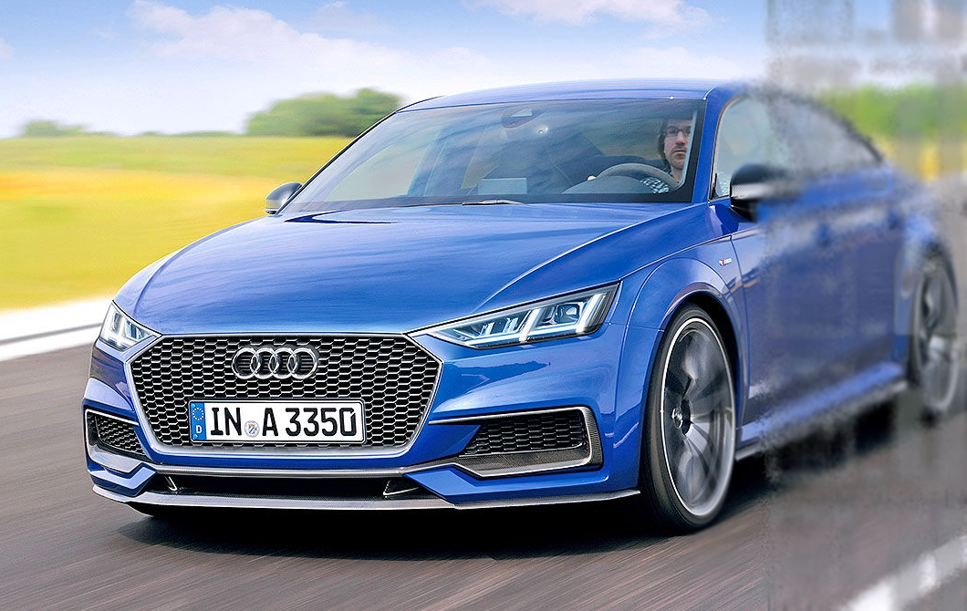 2019 Audi A3 Sport Coupe, New Pictures Revealed!