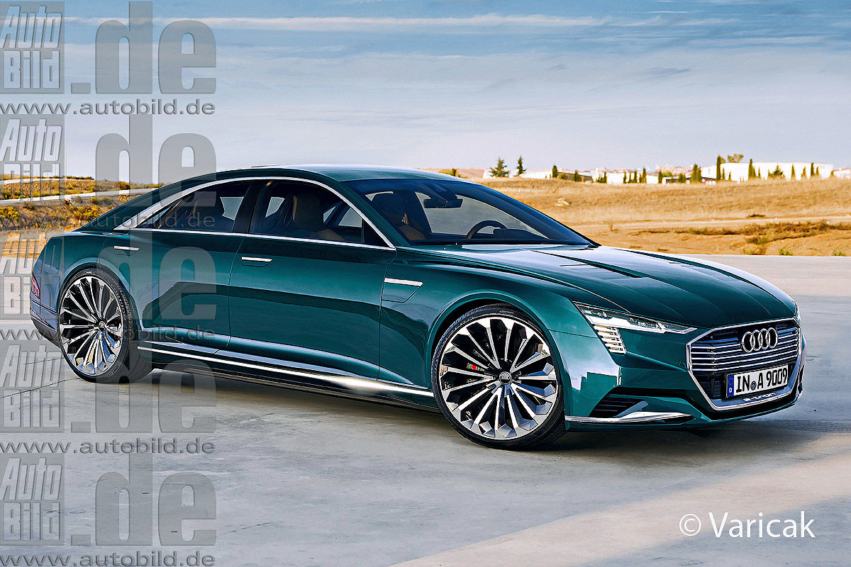 2020 Audi A9 Prices