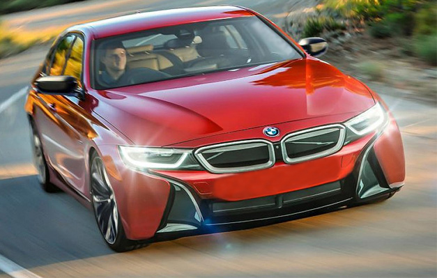 It looks like BMW is inspired from Mercedes-Benz and following the ...