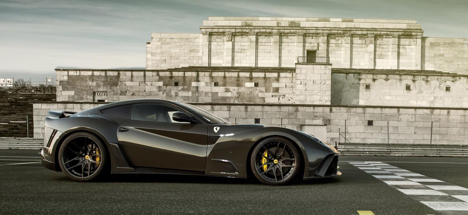Ferrari F12 N Largo S By Novitec Rosso