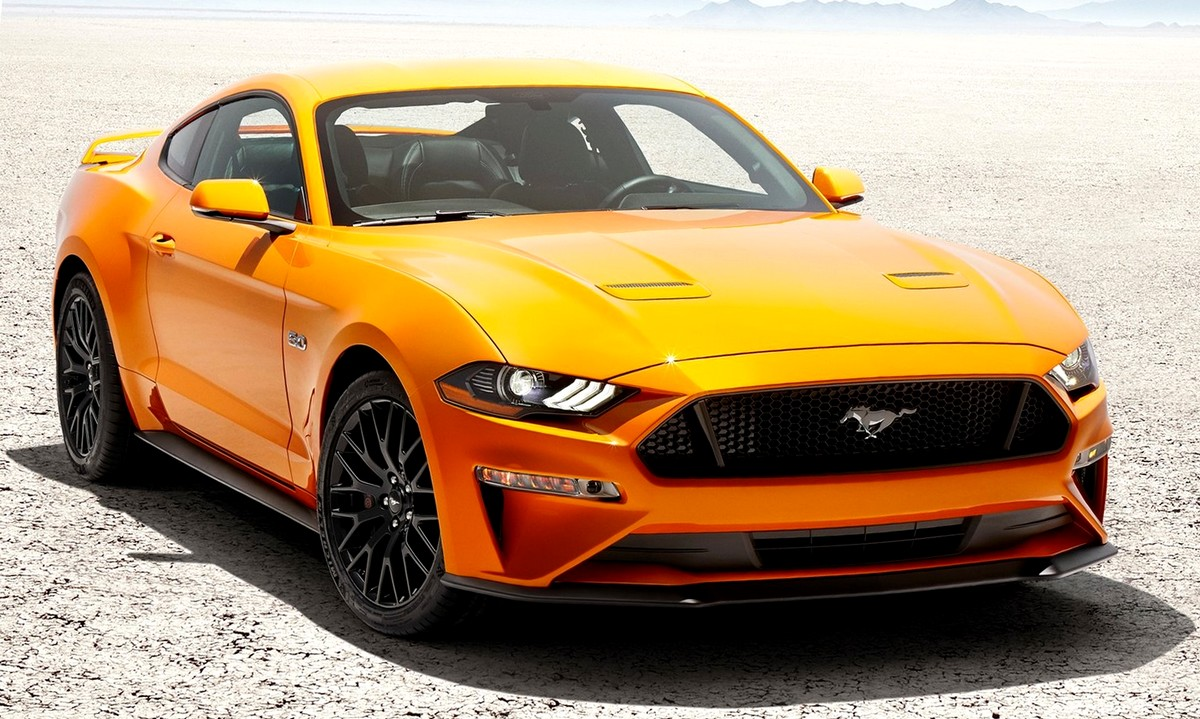 2018 ford mustang gt better performance powerful engines - Mustang gt ...
