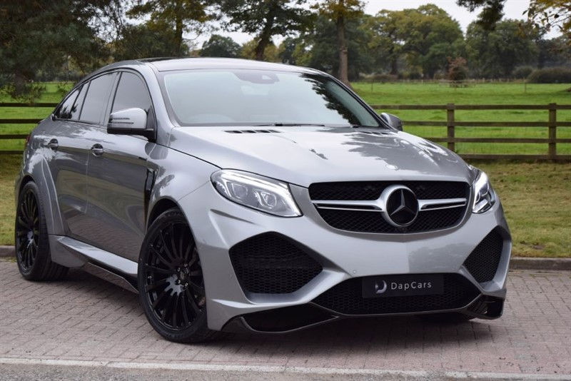 Mercedes benz gle coupe amg onyx g6 beast for Mercedes benz gle amg