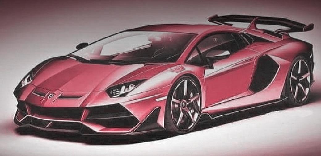 2019 Lamborghini Aventador SVJ Pictures Leaked