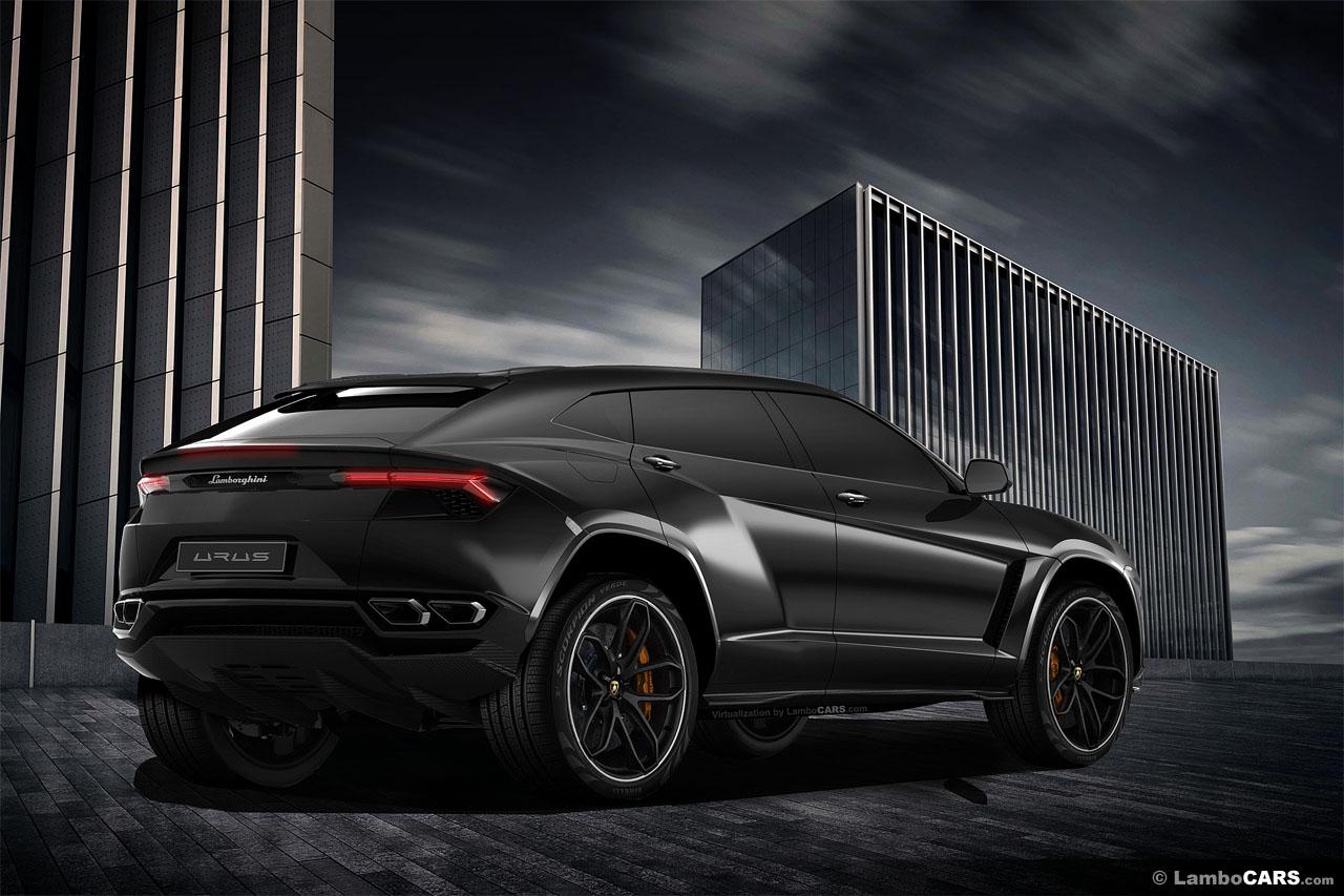 Lamborghini Urus Suv Is Now Ready For Production