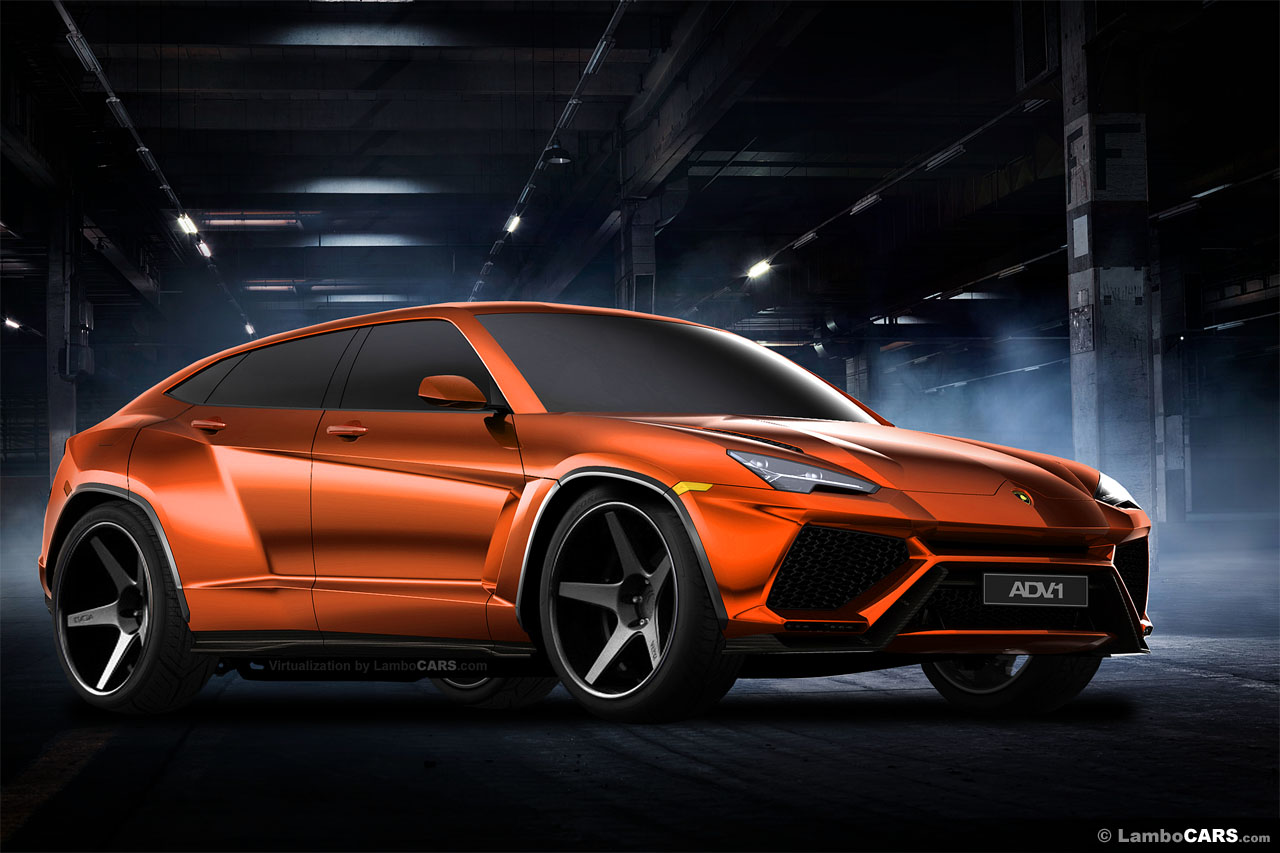 Lamborghini Urus SUV is Now Ready For Production