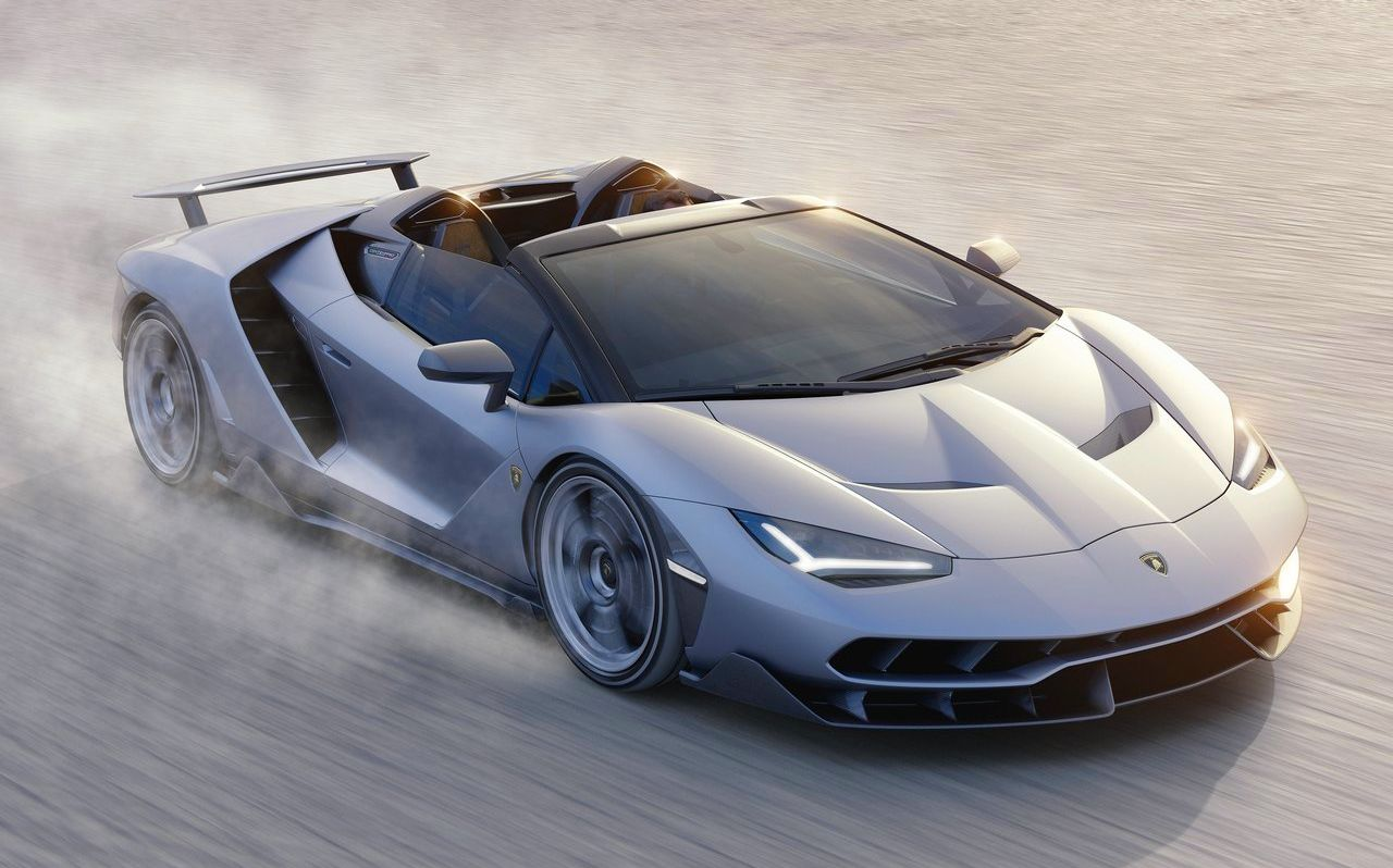 2017 Lamborghini Centenario Roadster Photos