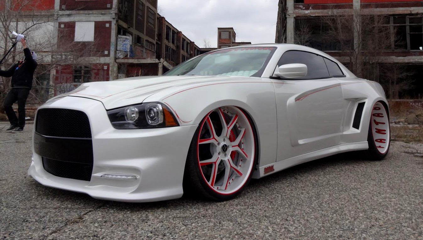 One-Off Dodge Charger Coupe Conversion