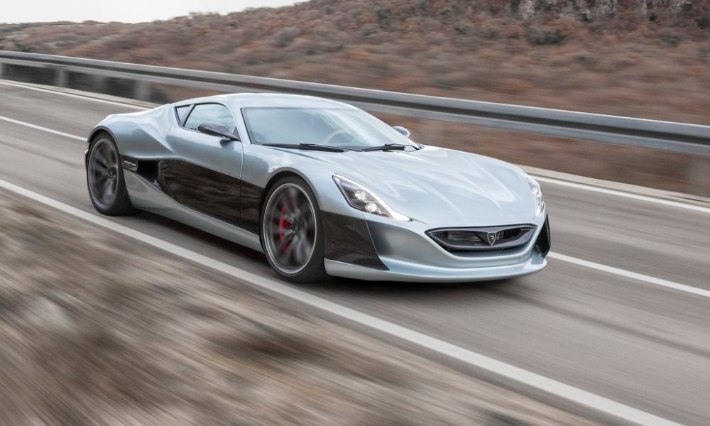 Rimac Motors The Rimac Concept One Will Become The Fastest