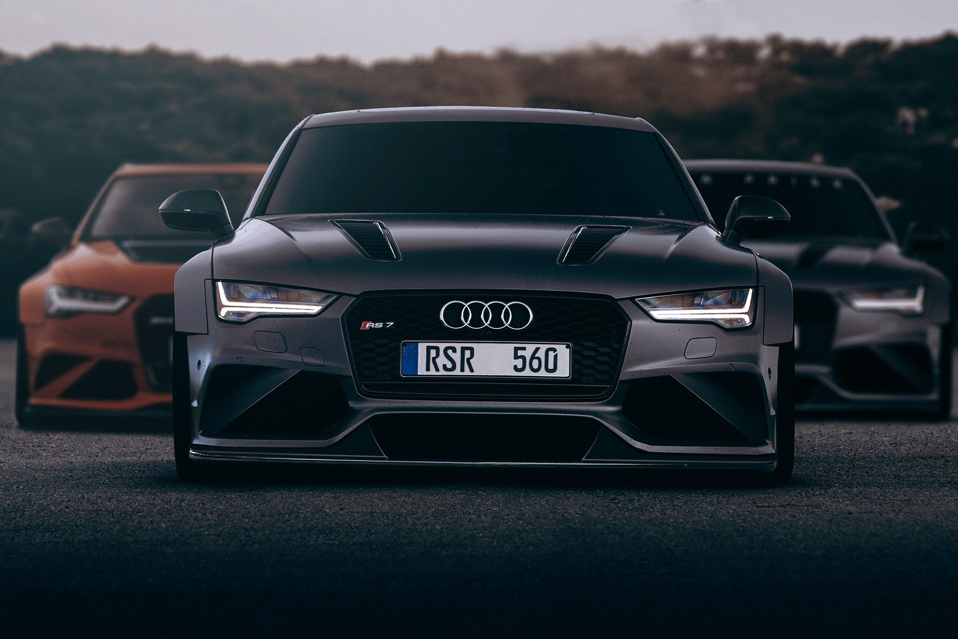 Widebody Audis The Sexiest Cars On Roads