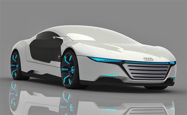 Click To Enlarge Image Audi Concept Car 10 Jpg