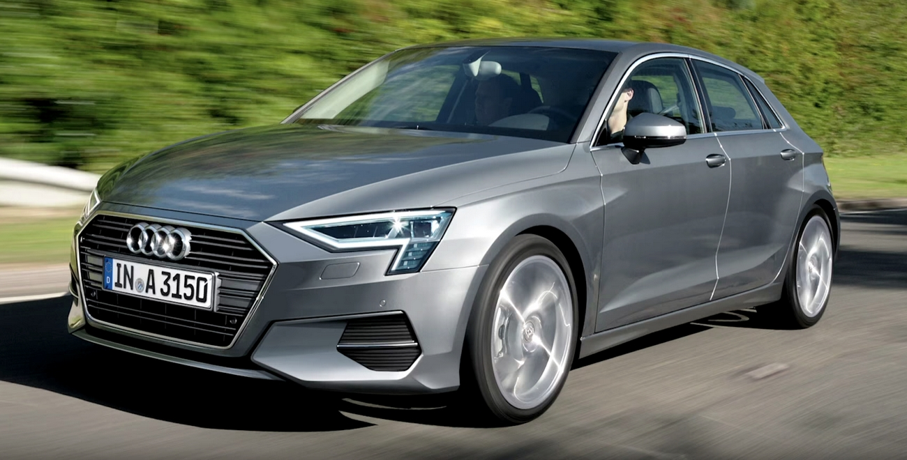 2019 Audi A3 3rd Generation Wider Amp Sporty
