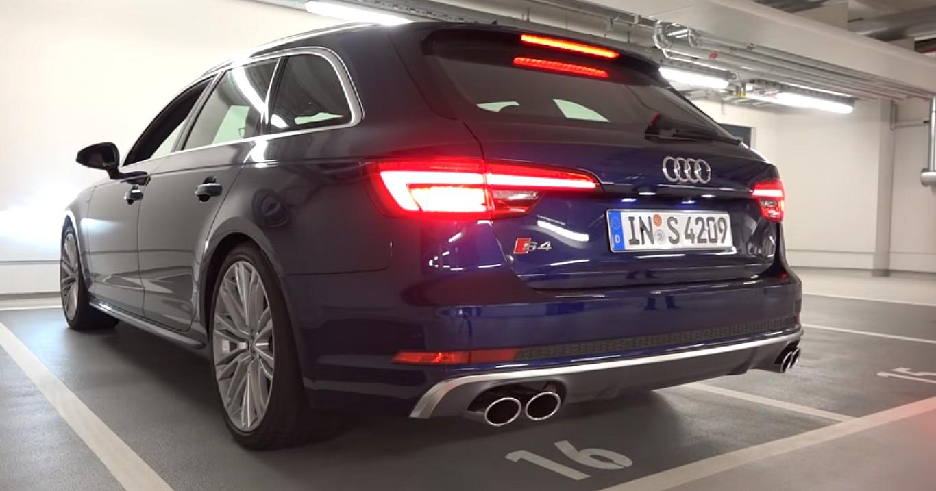 2017 Audi S4 Avant, Pure Sound - (354hp)