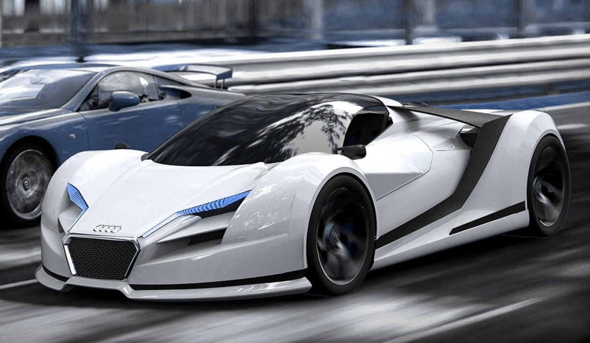 Concept Cars 2019: 2019 Audi R10, The New Hypercar Concept From Audi