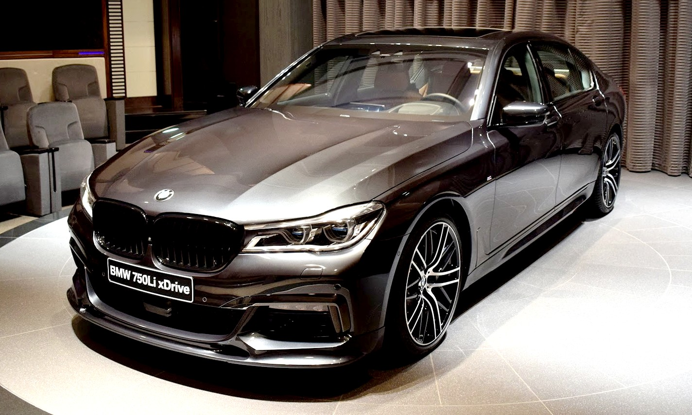 singapore grey bmw 750li with m performance pack. Black Bedroom Furniture Sets. Home Design Ideas