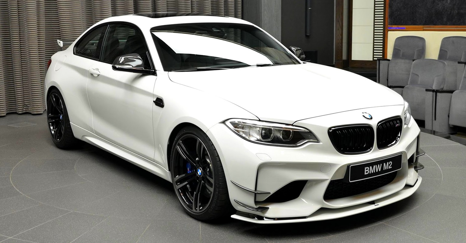 bmw m2 tuned by ac schnitzer with 414 hp. Black Bedroom Furniture Sets. Home Design Ideas