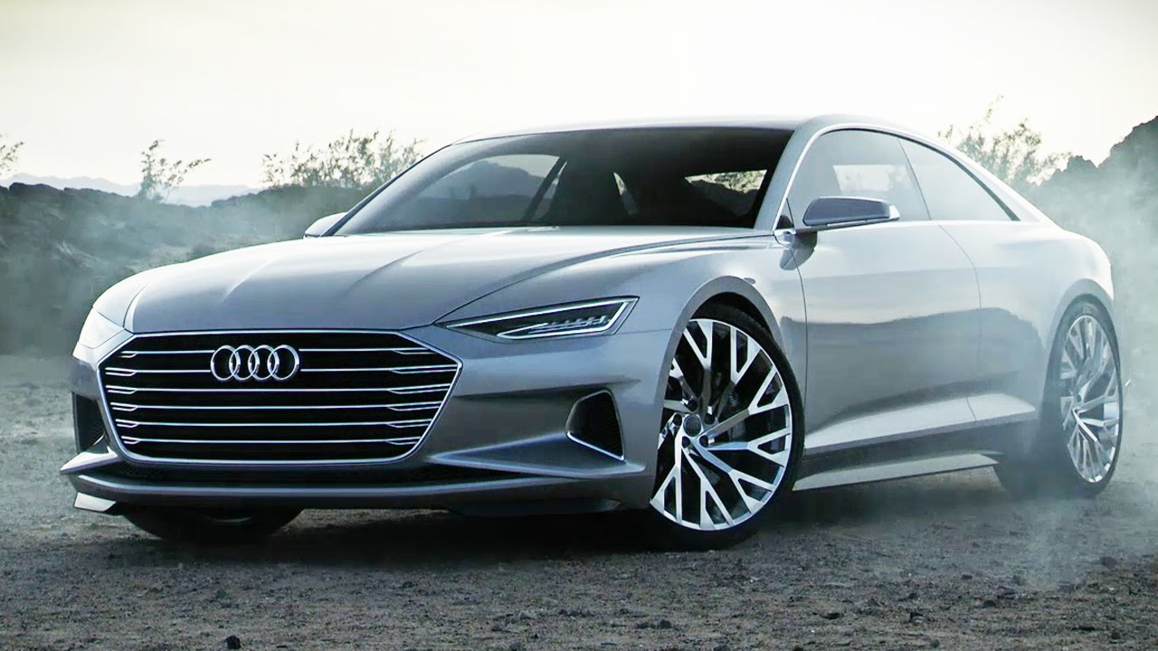 first drive of the audi a9 concept prologue. Black Bedroom Furniture Sets. Home Design Ideas