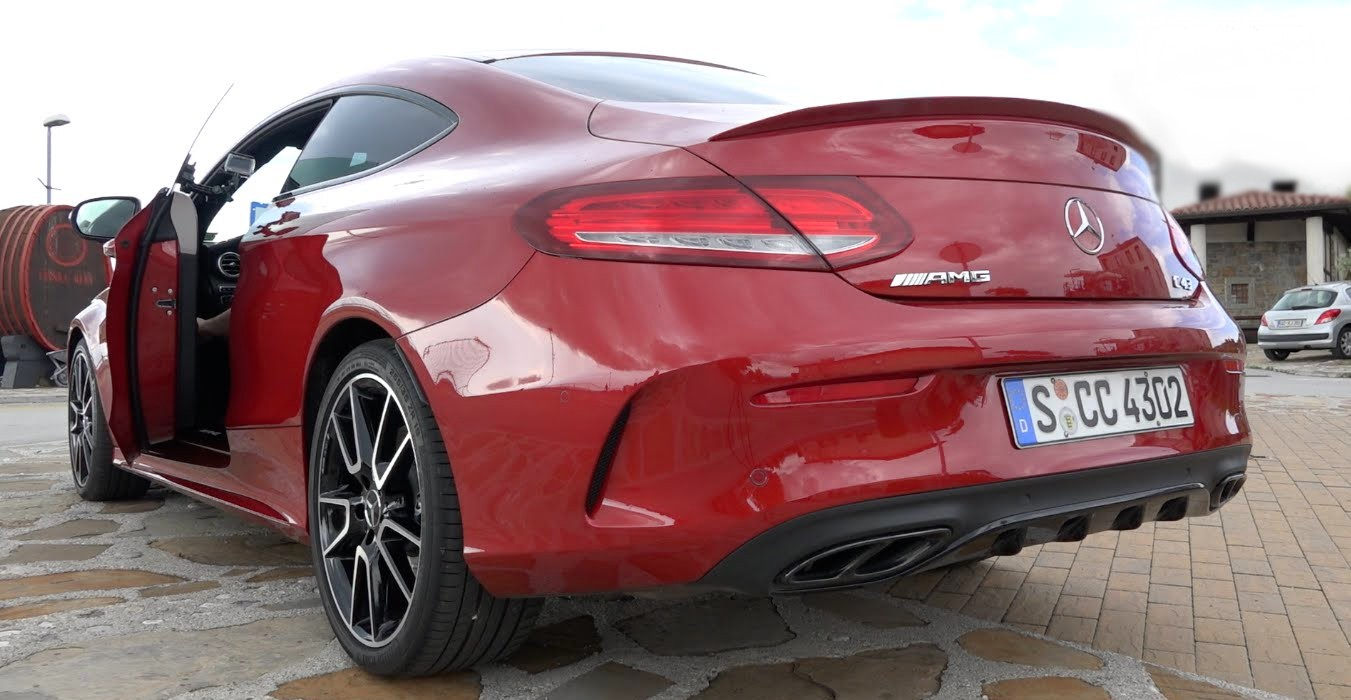 2017 mercedes amg c43 coup what a sound for 2017 mercedes benz amg c43 coupe