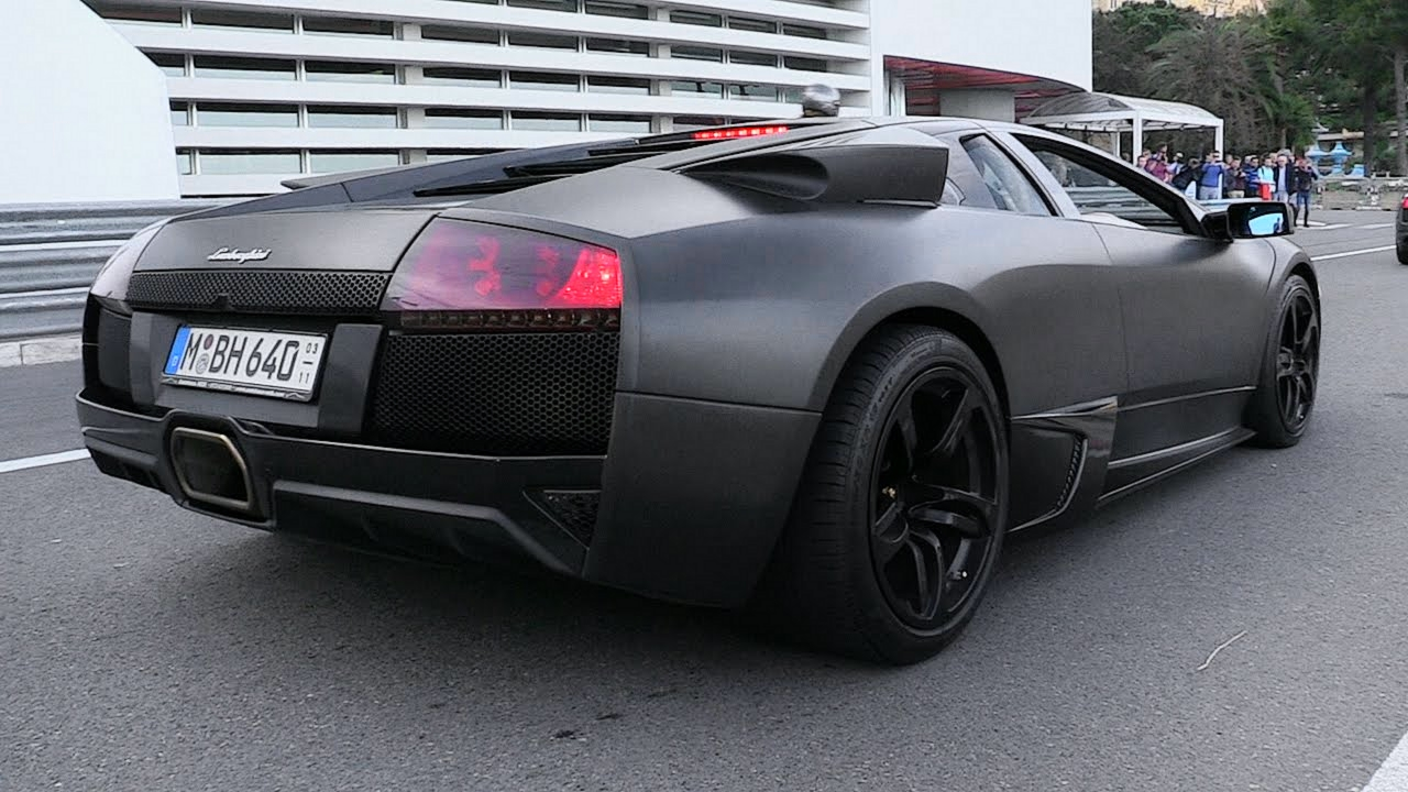 Lamborghini Murcielago Lp640 With Ipe Exhaust Pure V12 Sound