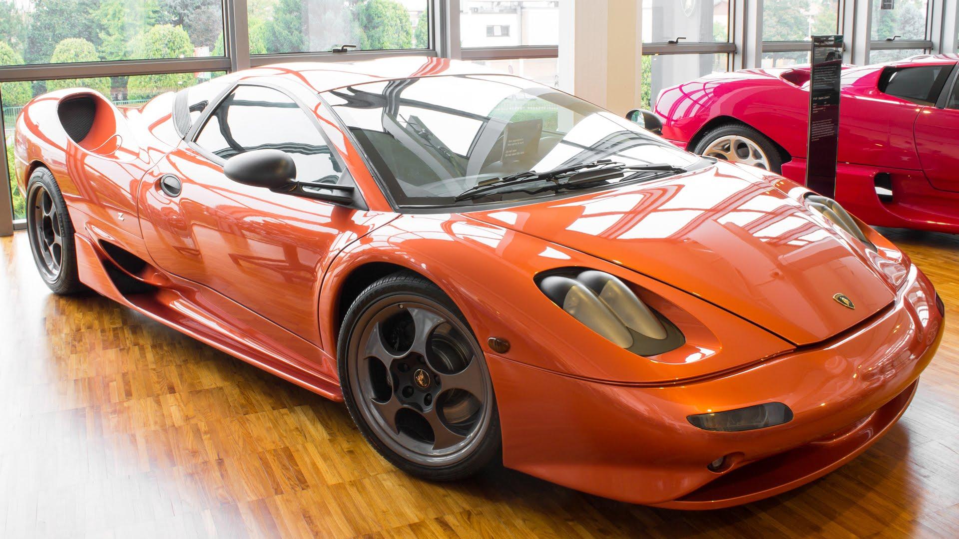 The Rare Lamborghini P147 Canto Zagato