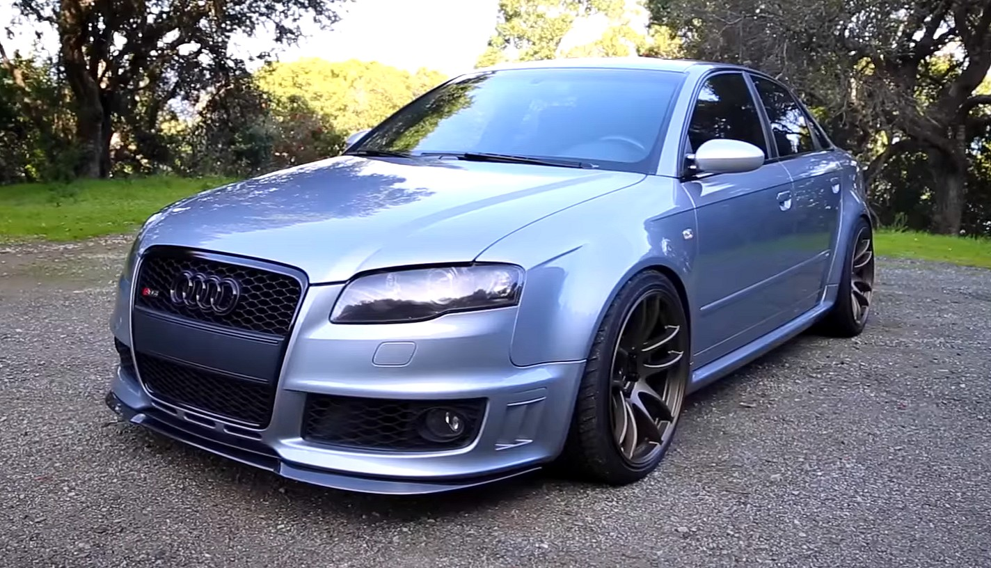 audi rs4 b7 one of the best used sports sedans. Black Bedroom Furniture Sets. Home Design Ideas