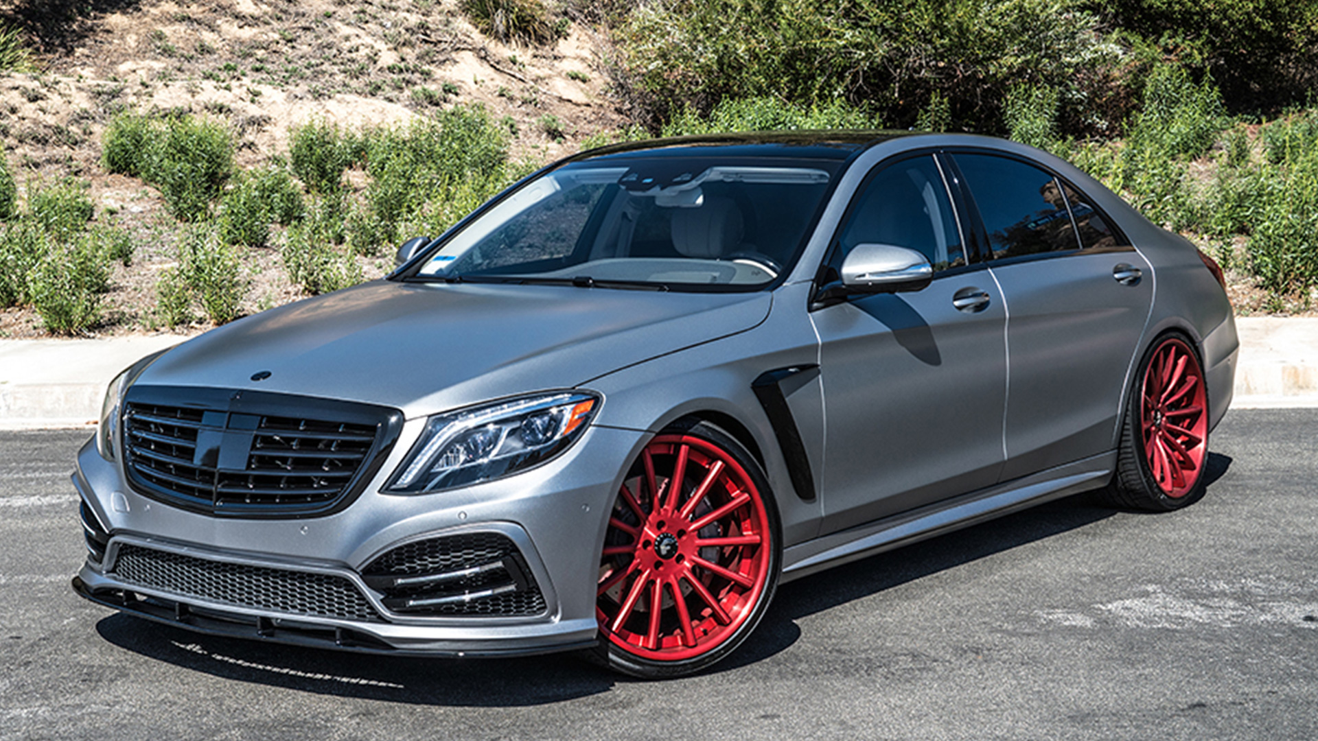 Prior design mercedes benz s550 rdb for Mercedes benz s550 rims