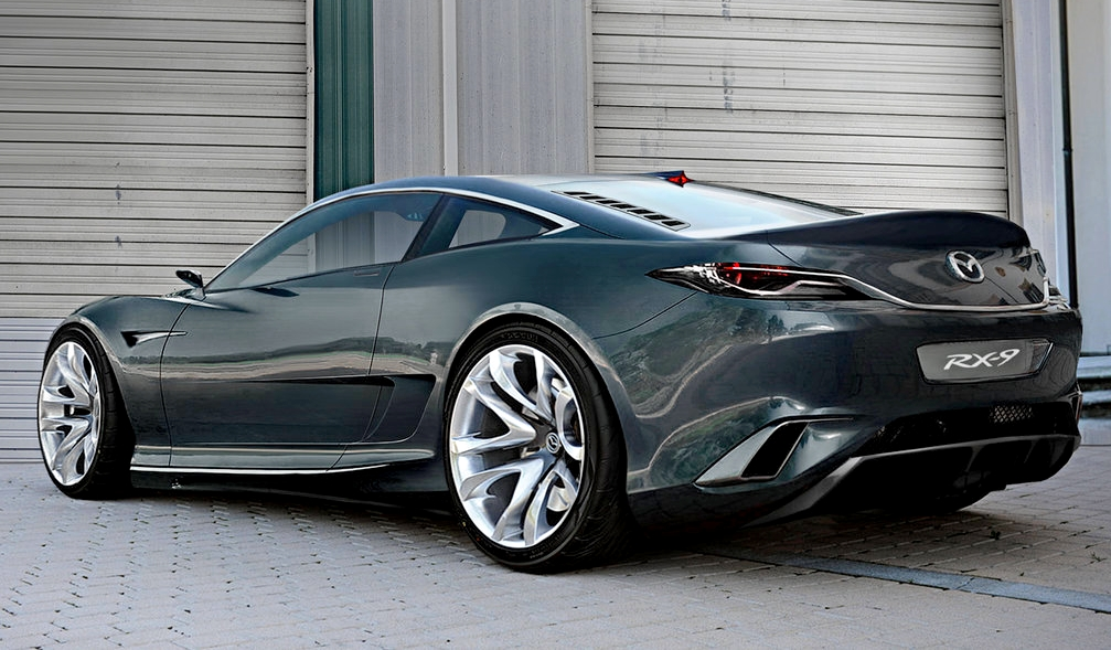 New Mazda Rx 9 Coming In 2020