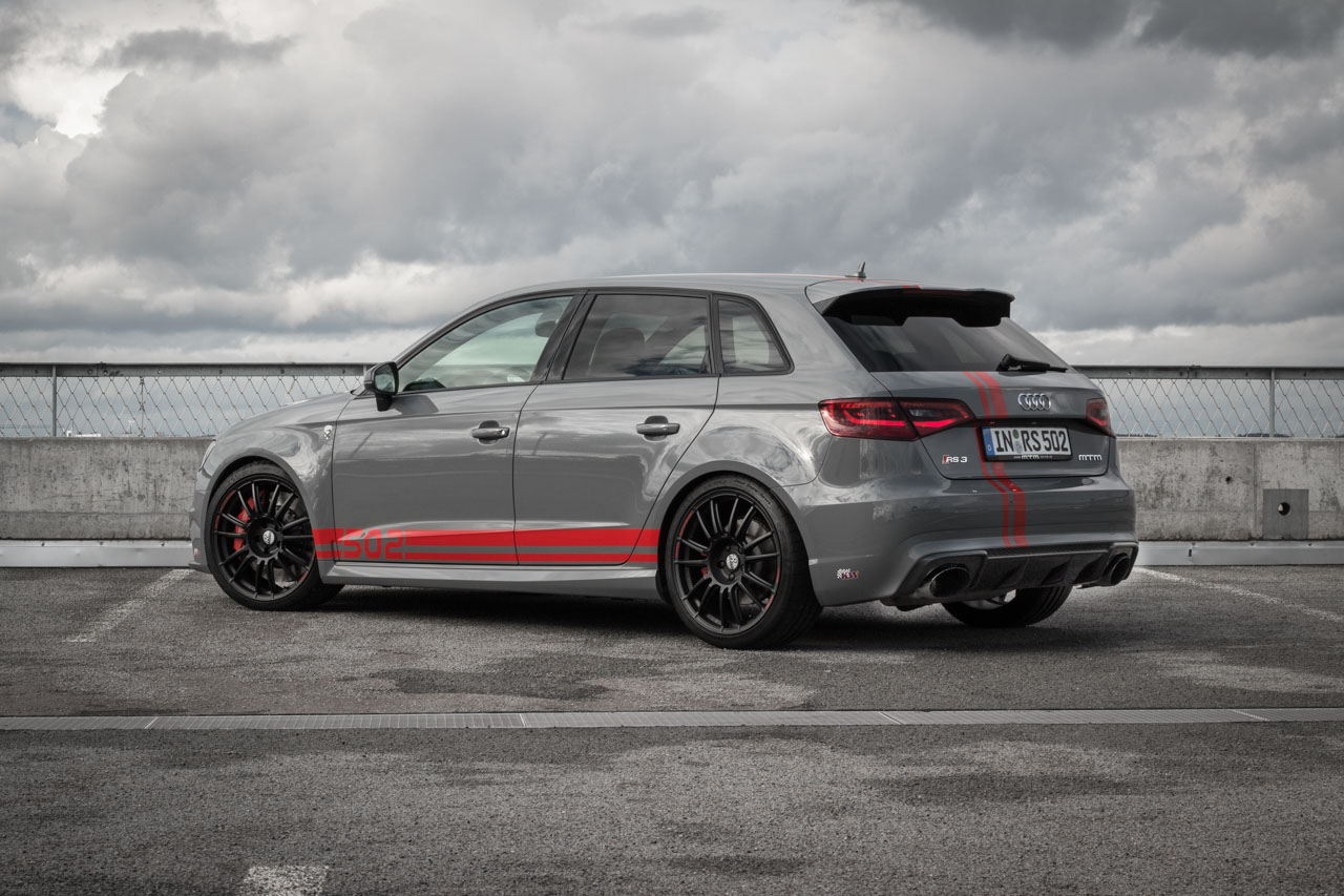 HP Audi RS Tuned By MTM - Audi rs3