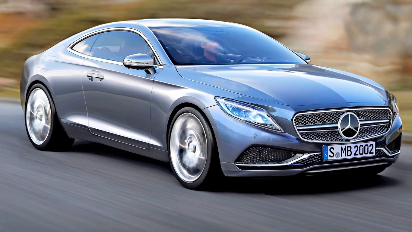 2017 Mercedes E-Class Coupe, Incredible Design and Power!