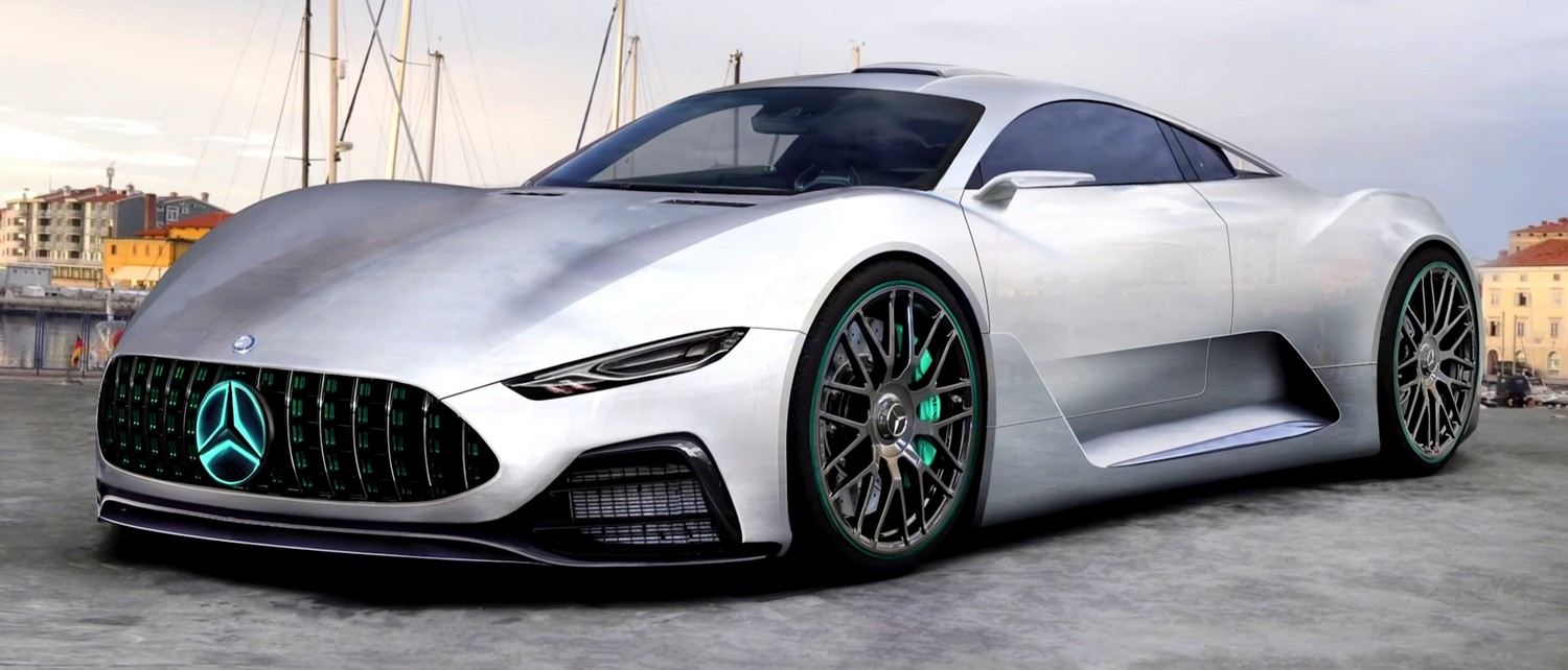 2019 Hyper Sport Mercedes Amg Project One