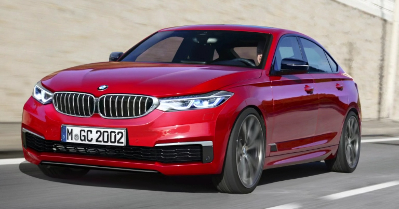 2019 Bmw 2 Series Gran Coupe New Pictures Revealed
